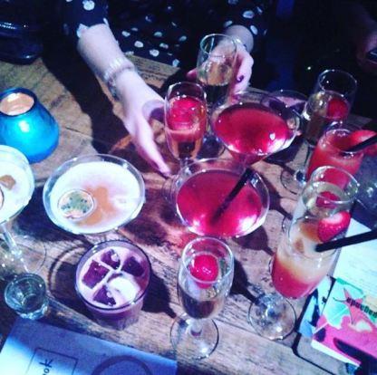 Cocktails in Surrey