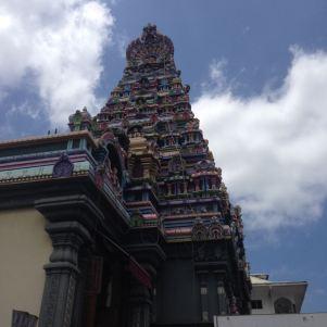Hindu Temple Mahe