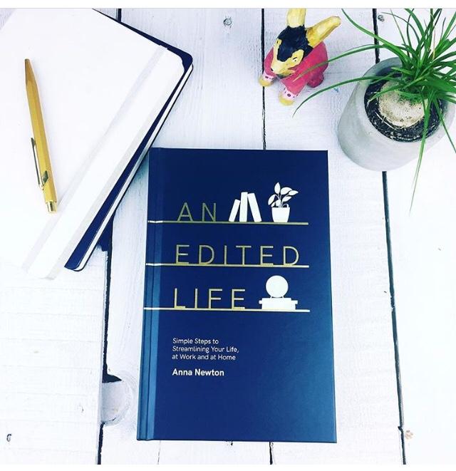 An Edited Life by Anna Newton
